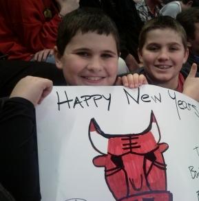Bulls Game 2010