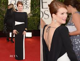 Julianne Moore 2013 Golden Globes