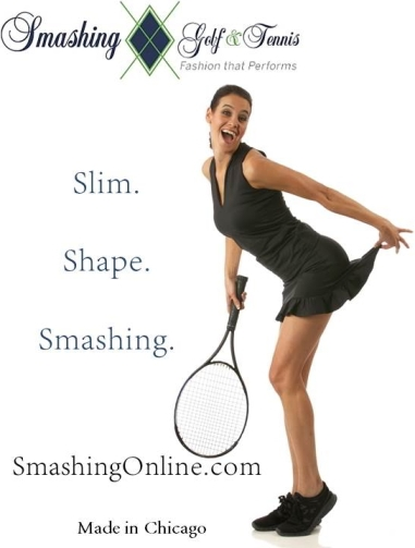 Smashing Blacks Diana Ruffle Ad web